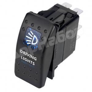 Кнопка включения с подсветкой DRIVING LIGHTS