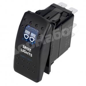 Кнопка включения с подсветкой SPOT LIGHTS