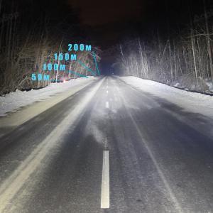 Светодиодная балка водительский свет 180Ватт, 81см