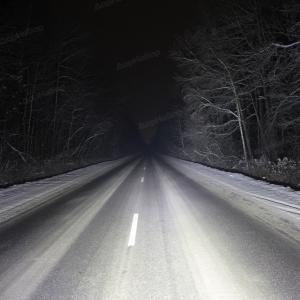 Сверхтонкая балка направленного света 54Ватт, 49см