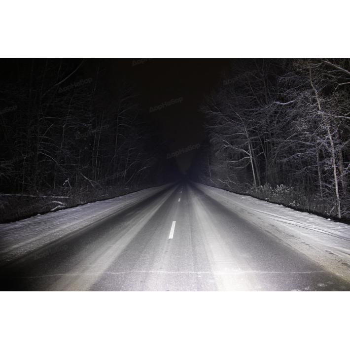 Сверхтонкая балка направленного света 72Ватт, 66.5см