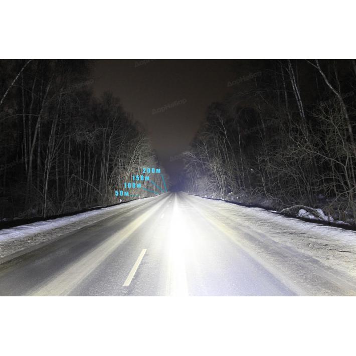 Однорядная балка направленный свет 180Ватт, 95см