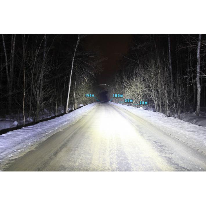 Однорядная балка направленный свет 90Ватт, 49.5см