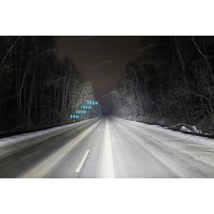 Однорядная панорамная (изогнутая) балка направленный свет 120Ватт, 64.5см