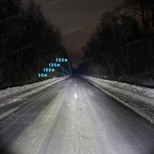 Однорядная балка направленный свет 30Ватт, 17.5см