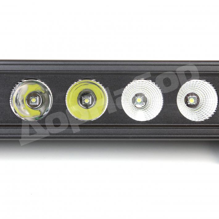 Однорядная балка комбинированного света 200Ватт, 92,5см