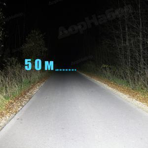 Двухрядная балка рассеянный свет 36Ватт, 17см