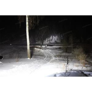 Двухрядная балка комбинированный свет 234Ватт, 92.3см