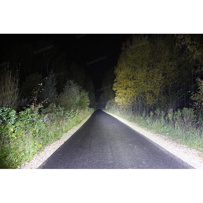 Двухрядная балка комбинированный свет 180Ватт, 81см
