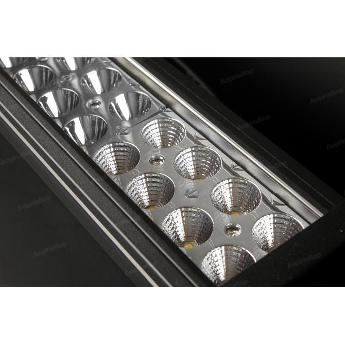 Двухрядная балка комбинированный свет 120Ватт, 56см
