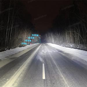 Светодиодная балка водительский свет 240Ватт, 106см