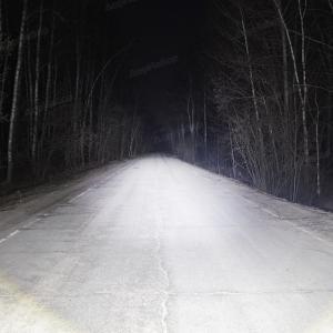 LED фара 40W дальний свет