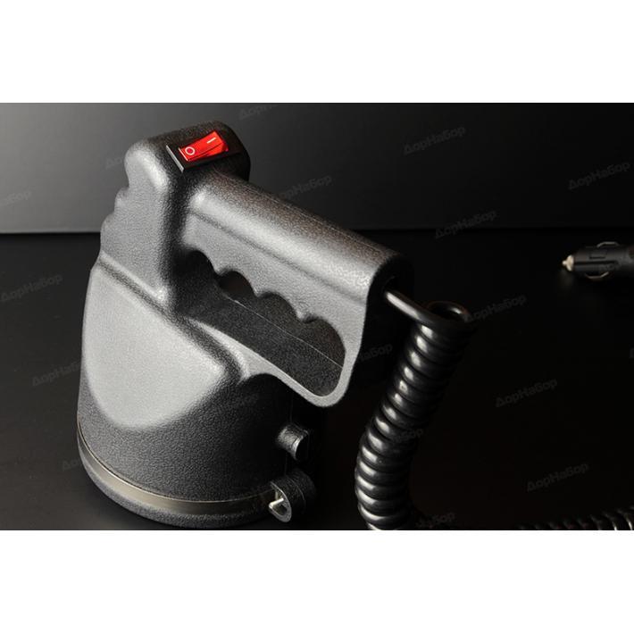 Фара-искатель ручная ксеноновая 35W (от прикуривателя)