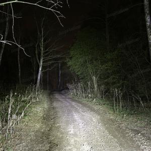 Светодиодная фара 18Ватт дальний свет